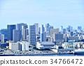 东京都市风景大厦 34766472