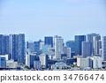 东京都市风景大厦 34766474