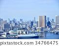 东京都市风景大厦 34766475