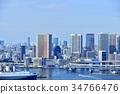 东京都市风景大厦 34766476