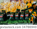 Religious offerings, Thailand 34766940