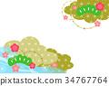 ภาพพื้นหลังแบบญี่ปุ่น 34767764
