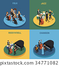 Orchestra Isometric 2x2 Concept 34771082
