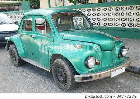 古巴 哈瓦那 停車 34777278