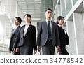 商務團隊 業務團隊 商業團隊 34778542