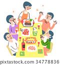 홈 파티 34778836