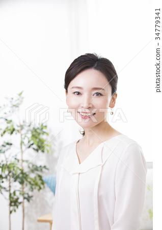 中年婦女 34779341