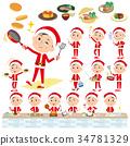 Santa Claus Costume dad_cooking 34781329