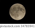 October 2017 full moon 34783941