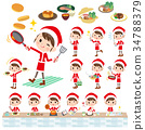 Santa Claus Costume mom_cooking 34788379