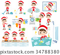 Santa Claus Costume mom_Housekeeping 34788380