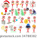 Santa Claus Costume mom_money 34788382
