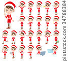 Santa Claus Costume mom_1 34788384