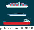 Ship cruiser boat sea symbol vessel travel 34791296