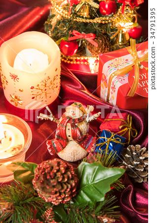 크리스마스 이미지 34791395