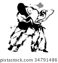 judo, combative, sport 34791486