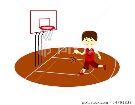 篮球 男孩 男孩们 34791838