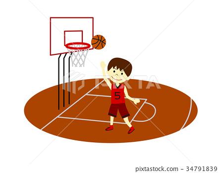 籃球 男生 男 34791839