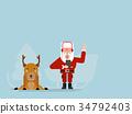 ซานต้า,คริสต์มาส,คริสมาส 34792403