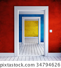 home doorway interior 34794626