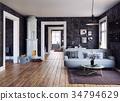 The Modern interior 34794629