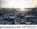 Apocalyptic landscape 34795032