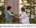 nursing, helper, caregiver 34796373