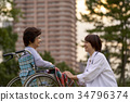 nursing, helper, caregiver 34796374