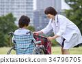 nursing, helper, caregiver 34796705