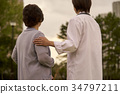 nursing, helper, caregiver 34797211