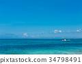 宮古島 風景 海 34798491