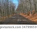 Autumn Road Drive 34799659