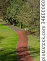 promenade, river bed, running 34800060