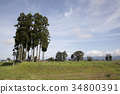 城堡废墟 城堡 秋田县 34800391