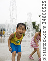 어린이,분수,고양시,경기도 34800525