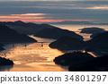 Seto Inland Sea, bridge, bridges 34801297
