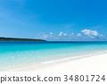 Yonaha Maehama Beach Miyakojima Okinawa 34801724
