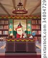 christmas, concept, interior 34804729