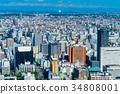 城市景觀 城市 城鎮 34808001