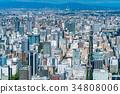 城市景觀 城市 城鎮 34808006