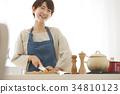 อาหารไลฟ์สไตล์หญิง 34810123