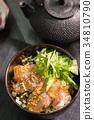 茶泡飯 鯛魚 鯛 34810790