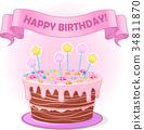 Birthday Cake 34811870