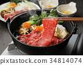beef, japanese, food 34814074