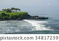 背景 巴厘島 海岸 34817239