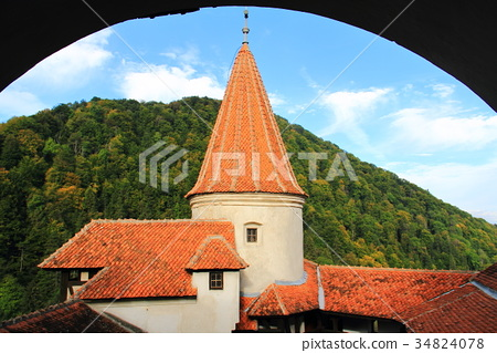 Bran Castle (Romania) 34824078