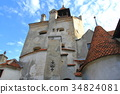 城堡 德古拉 羅馬尼亞 34824081