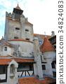 德古拉 城堡 羅馬尼亞 34824083