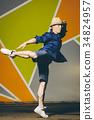 street dancer outside 34824957
