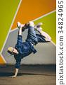 street dancer outside 34824965